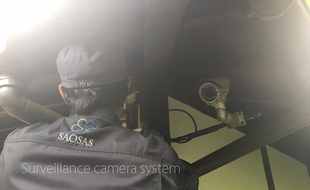 監視カメラ システム